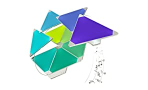 Nanoleaf Rhythm Music Syncing Smarter Kit - 9x Panels