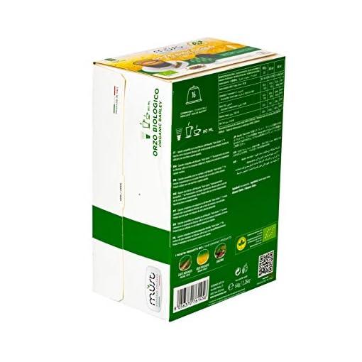 Must Espresso Orzo Biologico Pods – Organic Dolce Gusto Compatible Capsules