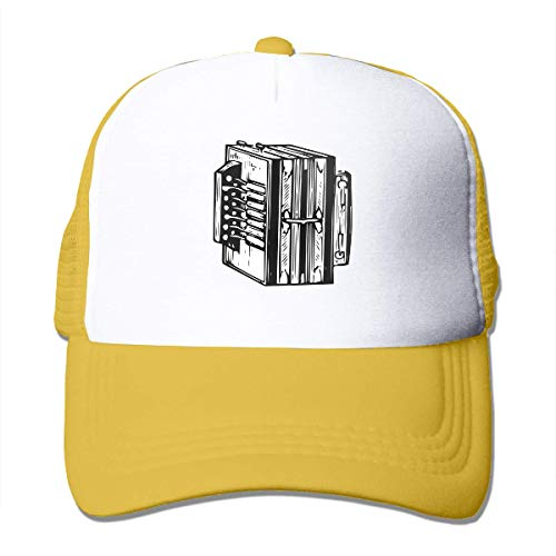 nchengcongzh Unisex Baseball Cap Garn gefärbt Denim Hut Akkordeon einstellbare Snapback Jagd Kappe DIY 2308 -
