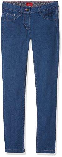 s.Oliver Mädchen Jeans 73.711.71.3019, Blau (Blue Denim Stretch 55Z7), 152 (Herstellergröße: 152/REG) (Fit Original Mädchen Jeans)