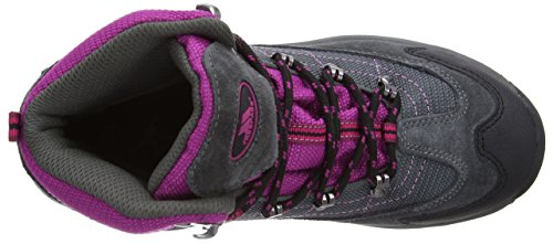 Trespass Laurel Walking Boot, Bottes Fille Violet (Beetroot)