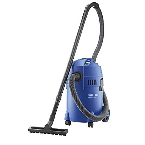 414AmcvaL6L. SS500  - Nilfisk Buddy II 18 Wet and Dry Vacuum Cleaner – Indoor & Outdoor Cleaning – 18 Litre Capacity with 1200 W Input Power…