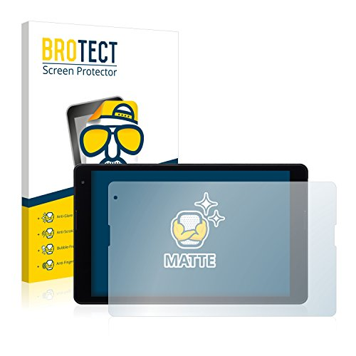 BROTECT Schutzfolie Matt kompatibel mit Medion Lifetab P10400 (MD 99775) [2er Pack] - Anti-Reflex