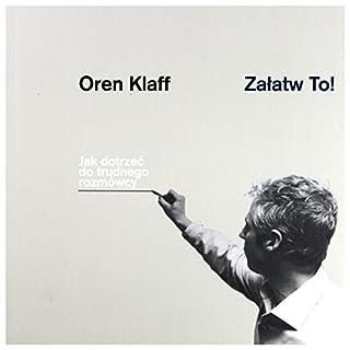 Załatw to - Oren Klaff [KSIĄŻKA]
