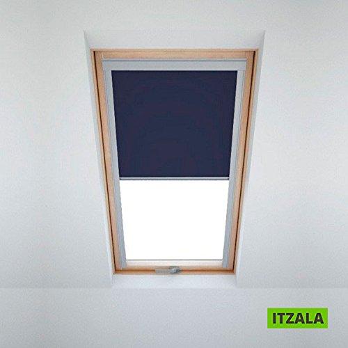 ITZALA Stores occultants pour fenêtres de toit VELUX facile á installer