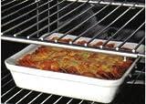 Indiscount - Griglia da forno e ripiano per frigo estensibile