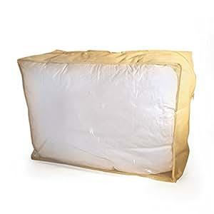 Couette300x240 cm CAP NORD - Duvet d'oie et plumettes 400 g/m2