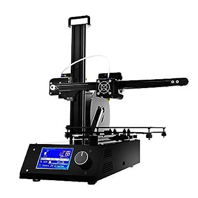 Tronxy Prusa i3 3D Drucker DIY Kit Full Metal Struktur mit MK3 Heatbed, Doppelventilatoren, HD LCD Display, Max Drucken Größe: 220 * 220 * 220 MM