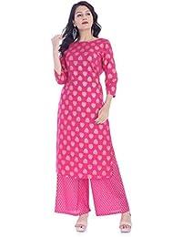 Ishwar Women's Cotton Salwar Suit