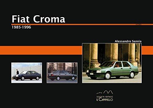 Fiat Croma. 1985-1996