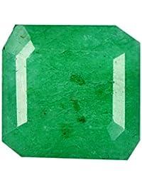 gemhub Bestes Abkommen-glänzendes Grün-7,00 Karat-Smaragd-Quadrat-Form-Lose Edelstein für Mehrzweckgebrauch AJ-315