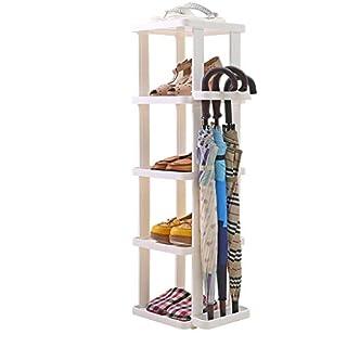 Schuh-Racks Multi-Layer-Einfache Montage Economy Home Storage Schlafsaal Raum Raumsparende Funktion Moderne Einfache Schuhkabinett