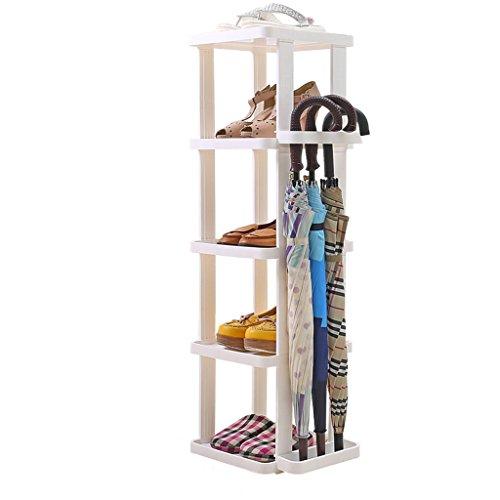 Schuh-Racks Multi-Layer-Einfache Montage Economy Home Storage Schlafsaal Raum Raumsparende Funktion Moderne Einfache Schuhkabinett (Draht-abdeckungen Für Wand)