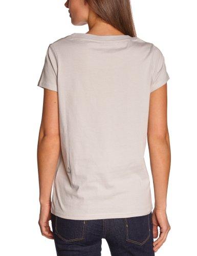 Eleven Paris - Paga - T-Shirt - Femme Gris (Aw15 Wind)