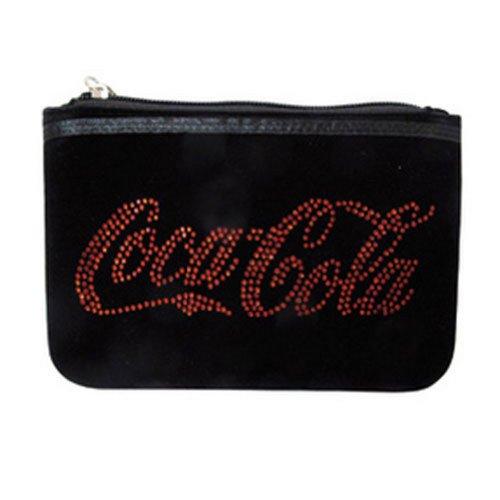 Pochette Coca Cola velvet