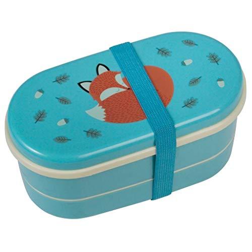 REX - Boite à goûter, Lunch box - Boite a gouter Bento Rusty le renard,