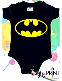 Body Pelele Niño Bebé Batman