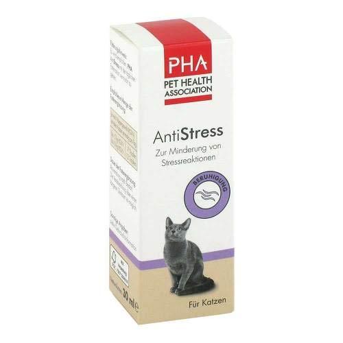 PHA AntiStress Tropfen f.Katzen 30 ml Tropfen