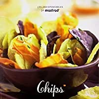 Mastrad TopChips Chips Recipe Book