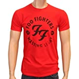 Coole-Fun-T-Shirts T-Shirt the Foo Fighters Wasting Light Neu