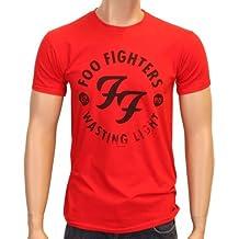 Coole-Fun-T-Shirts T-Shirt the Foo Fighters Wasting Light Neu