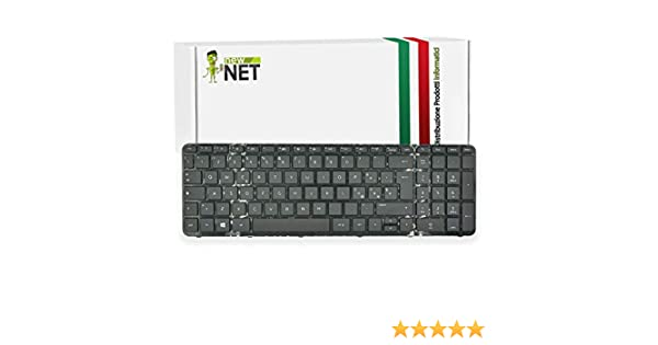TASTIERA PER HP  15-r102nl Layout Italiano 06008 15-n066sl K1S21EA F1Y54EA