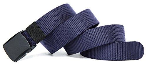 veasti-ceinture-tissu-homme-de-toile-lastiques-de-ceinture-pour-hommes-51-long-15-wide-bleu
