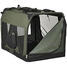 Seeland–Señuelo perro transporte caja suave 81x 58x 58
