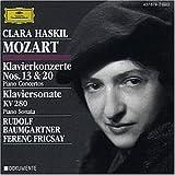 Clara Haskil: Klavierkonzerte 13 und 20 (Audio CD)