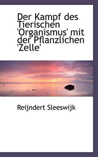 chen 'Organismus' Mit Der Pflanzlichen 'Zelle' ()