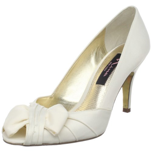 Nina Bridal  Forbes Azul Special Occasion Neob FORBES01, Sandales femmes Ivory Luster