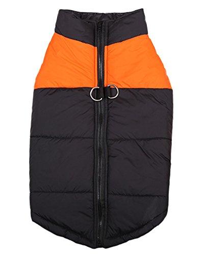 Hundemantel Hundejacke Wasserdichte Warm Winterjacke Regenmantel Hundeweste Haustier Kostüm Hundbekleidung Windproof Ski Pet Dog Coat (Xxl Ski Kostüme)