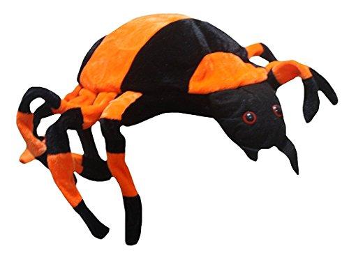 n-Kostüm Tiere Hut Unisex-Kleidung Freie Größe Einheitsgröße Spinne ()