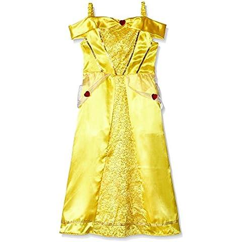 Genéricos - 356043 - Disfraz Belle De La Bella Y La Bestia Para Niño - Talla 7/9 años