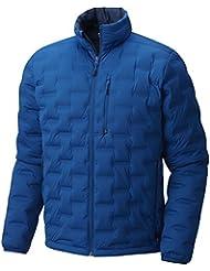 Mountain Hardwear - Zapatillas de senderismo para hombre azul azul