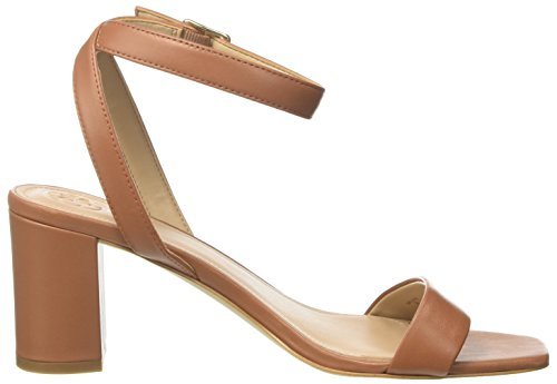 Guess Footwear Dress, Sandales Bride Cheville Femme Marrone (Medium Brown)