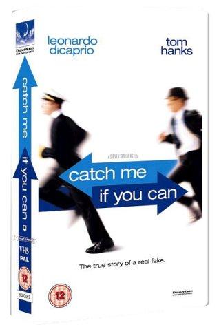 Preisvergleich Produktbild Catch Me If You Can [VHS] [UK Import]