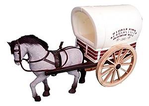 PEPRI - Caravana Grande con un Caballo (408)