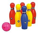 #9: BEST SHOP JUNIOR BOWLING SET-6 PINS 1 BALL