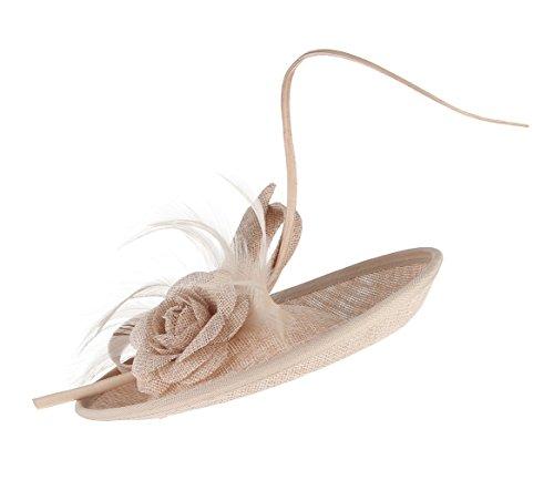Ehrlichkeit Fascinators Haar Clip Stirnband Pillbox Hut Bowler Feder Schleier Hochzeit Party New Bekleidung Zubehör
