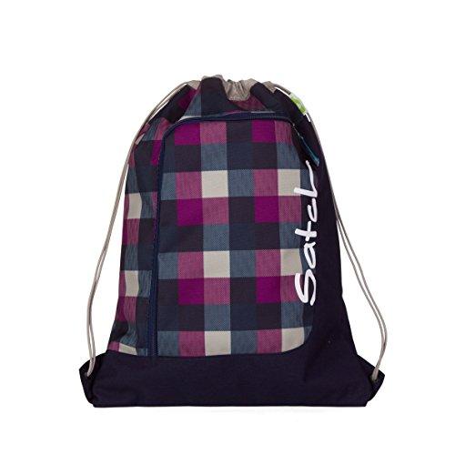SATCH Berry Borsa da trasporto per bambini sport SAT SPO 001-966, 44 cm, 12 L, blu viola Verifiche Berry Carry I