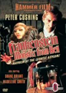 Frankenstein And The Monster From Hell [DVD] [1974]