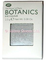 Boots Botanics Mono Eyeshadow Refill Pan ~ 120 True Love ~ Silver Grey ~ Boxed & Sealed