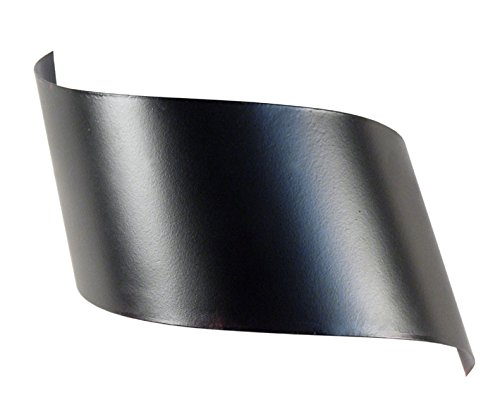 tosel-30692-applique-vira-acier-40-w-e27-noir