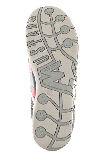 Mustang 4001-312-9 Herren Sneakers Schwarz