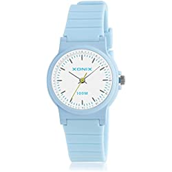 Simple fashion girl children watch/ water resistant quartz pointer table-A