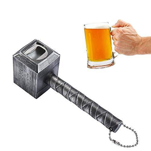 Thor Abrebotellas Martillo Abridor de cerveza Genial regalo para hombre Accesorios de bar