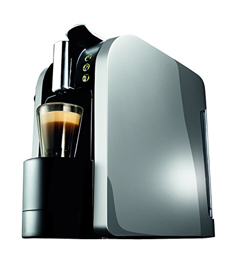 ESPRESTO Preferenza Kaffeekapselmaschine Silber/K-fee System