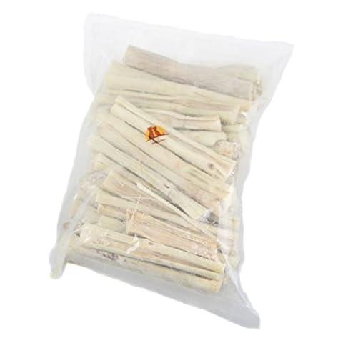 Emours Bambou Naturel Treat dents à mastiquer pour lapins chinchilla