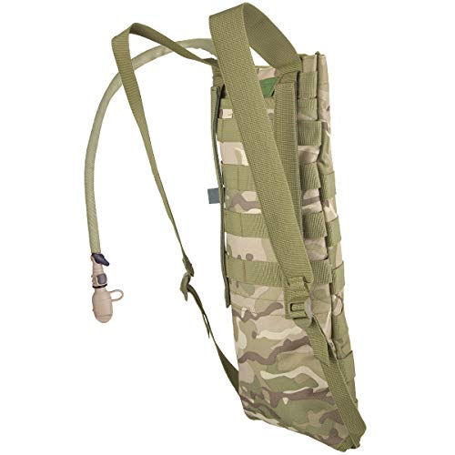 414BDYc4EeL. SS500  - MFH Hydration Bladder and Carrier MOLLE Operation Camo